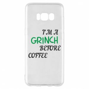 Phone case for Samsung S8 GRINCH