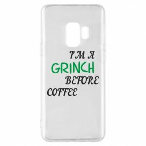 Phone case for Samsung S9 GRINCH