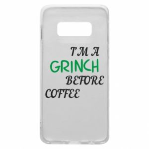 Phone case for Samsung S10e GRINCH