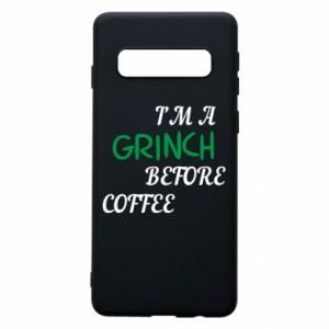 Phone case for Samsung S10 GRINCH