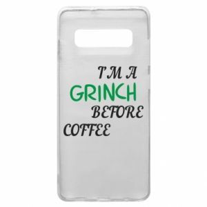 Phone case for Samsung S10+ GRINCH