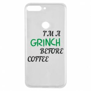 Phone case for Huawei Y7 Prime 2018 GRINCH