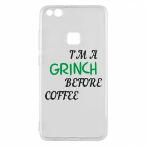 Phone case for Huawei P10 Lite GRINCH