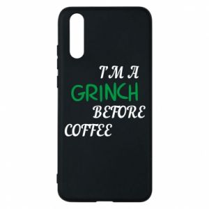 Phone case for Huawei P20 GRINCH