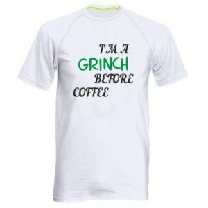 Men's sports t-shirt GRINCH