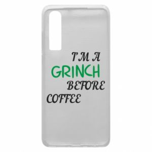 Phone case for Huawei P30 GRINCH
