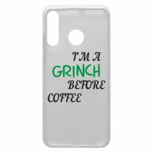 Phone case for Huawei P30 Lite GRINCH