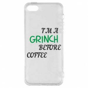 Etui na iPhone 5/5S/SE GRINCH