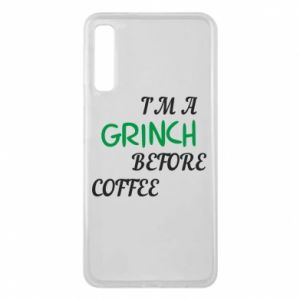 Phone case for Samsung A7 2018 GRINCH