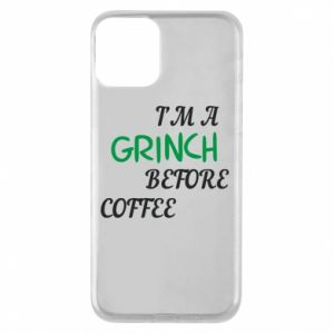 Etui na iPhone 11 GRINCH
