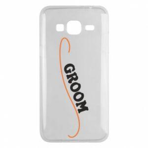 Etui na Samsung J3 2016 Groom