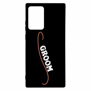 Etui na Samsung Note 20 Ultra Groom