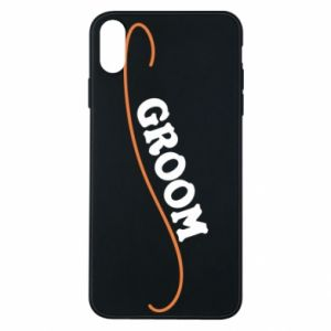 Etui na iPhone Xs Max Groom
