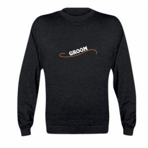 Bluza dziecięca Groom