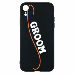 Etui na iPhone XR Groom