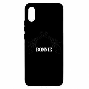 Etui na Xiaomi Redmi 9a Gun Bonnie