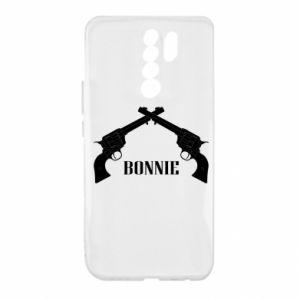 Etui na Xiaomi Redmi 9 Gun Bonnie