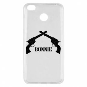 Etui na Xiaomi Redmi 4X Gun Bonnie