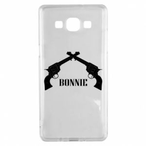 Etui na Samsung A5 2015 Gun Bonnie