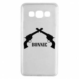Etui na Samsung A3 2015 Gun Bonnie