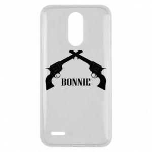 Etui na Lg K10 2017 Gun Bonnie