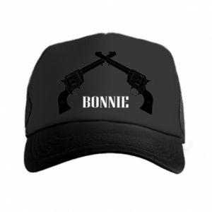 Czapka trucker Gun Bonnie