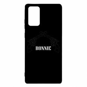 Etui na Samsung Note 20 Gun Bonnie