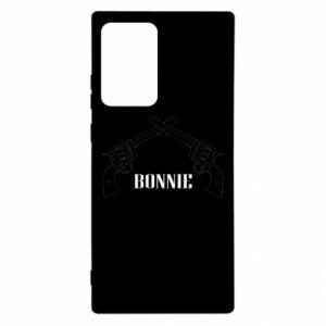 Etui na Samsung Note 20 Ultra Gun Bonnie