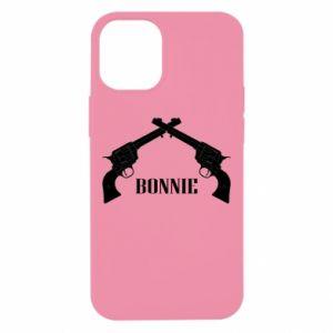 Etui na iPhone 12 Mini Gun Bonnie
