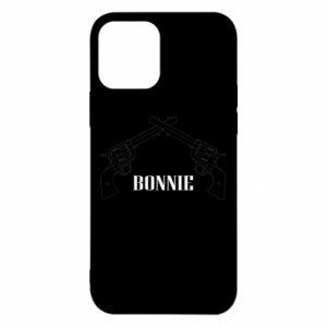 Etui na iPhone 12/12 Pro Gun Bonnie