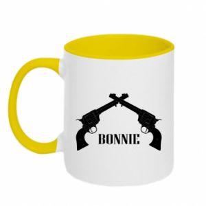 Kubek dwukolorowy Gun Bonnie
