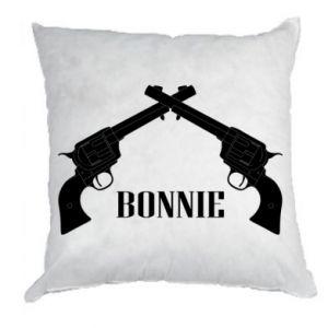 Poduszka Gun Bonnie
