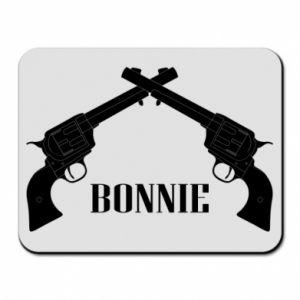 Mouse pad Gun Bonnie