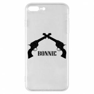 Etui na iPhone 8 Plus Gun Bonnie