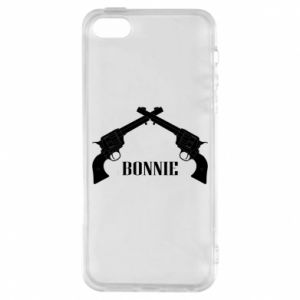 Etui na iPhone 5/5S/SE Gun Bonnie