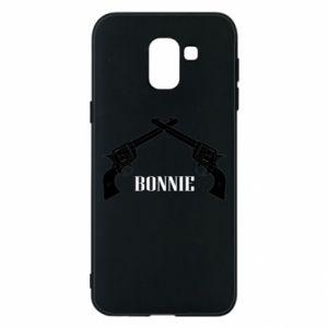 Etui na Samsung J6 Gun Bonnie