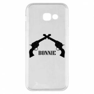 Etui na Samsung A5 2017 Gun Bonnie