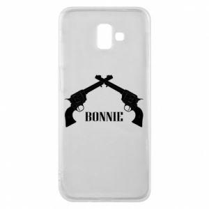 Etui na Samsung J6 Plus 2018 Gun Bonnie