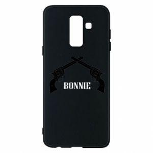 Etui na Samsung A6+ 2018 Gun Bonnie