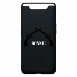 Etui na Samsung A80 Gun Bonnie