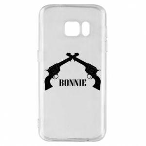 Etui na Samsung S7 Gun Bonnie