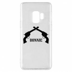 Etui na Samsung S9 Gun Bonnie