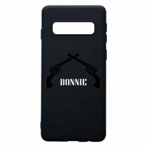 Etui na Samsung S10 Gun Bonnie