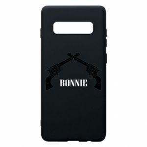 Etui na Samsung S10+ Gun Bonnie