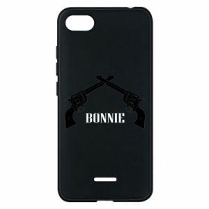Etui na Xiaomi Redmi 6A Gun Bonnie