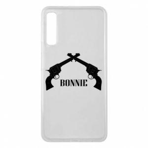 Etui na Samsung A7 2018 Gun Bonnie