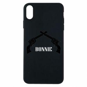 Etui na iPhone Xs Max Gun Bonnie