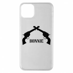 Etui na iPhone 11 Pro Max Gun Bonnie