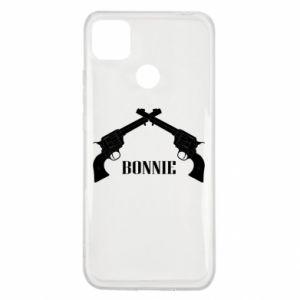 Etui na Xiaomi Redmi 9c Gun Bonnie