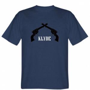 Koszulka Gun Clyde